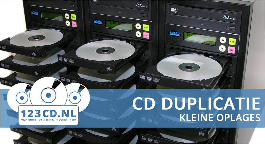cd duplicatie