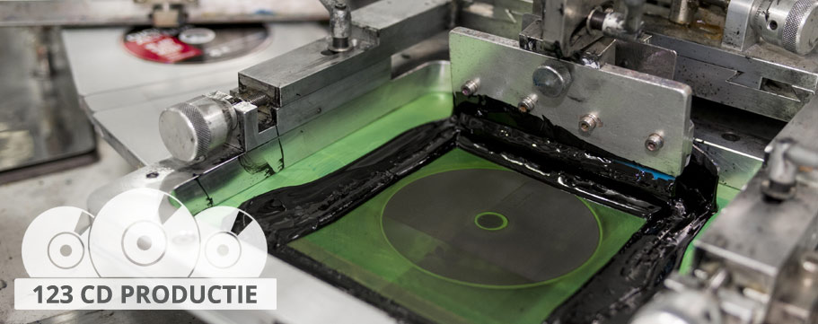 cd-productie